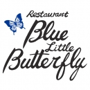 Blue Little Butterfly